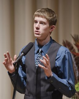 Hebron student to represent Nebraska in National Poetry Out Loud competition