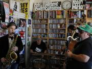 Endangered Blood: Tiny Desk Concert