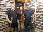 Live from Studio A: Scarlet Rivera and Gene LaFond