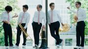 Canadian Brass: Spiking The Recital With Humor