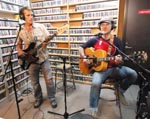 Live from Studio A:  The Honeydogs