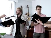 In Practice: New York Polyphony