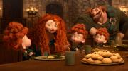 In 'Brave,' A Pixar Princess At Odds With Her Place