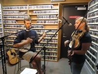 Live from Studio A: Four Mile Portage