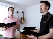New York Polyphony's Living Room Madrigal