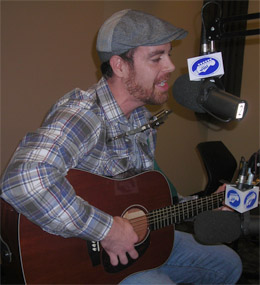 Friday October 26, 2012 Mike Herz joined Mel in WNTI Studio