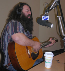 Jay from Citizens Band Radio live on WNTI