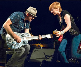 Special  guests Peter Karp & Sue Foley  March 28 8pm  'Rock-it Science'