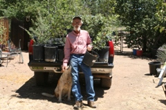 Growing Native with Petey Mesquitey: Monsoon and Life is Good