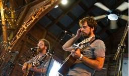 Live from Studio A: Brian Hudson and Matt Harlan