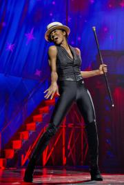 'Pippin' Star Patina Miller Soars On Broadway