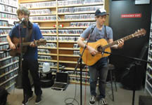 Live from Studio A: Hobo Nephews of Uncle Frank