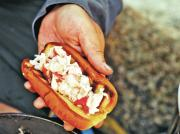 Found Recipes: Dr. Klaw's Authentic New England Lobster Roll