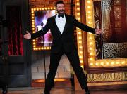 Hugh Jackman Jumps; Tony Viewers Say, 'What?'