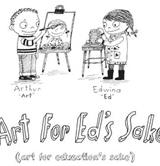 2/11 Radio Gallery: Art 4 Ed's Sake