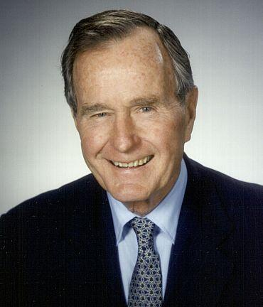 WAMC: The Power of Words - President George H.W. Bush - The ...