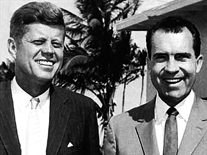 Pressing Issues When Jfk Backed Nixon Against A Famous Female