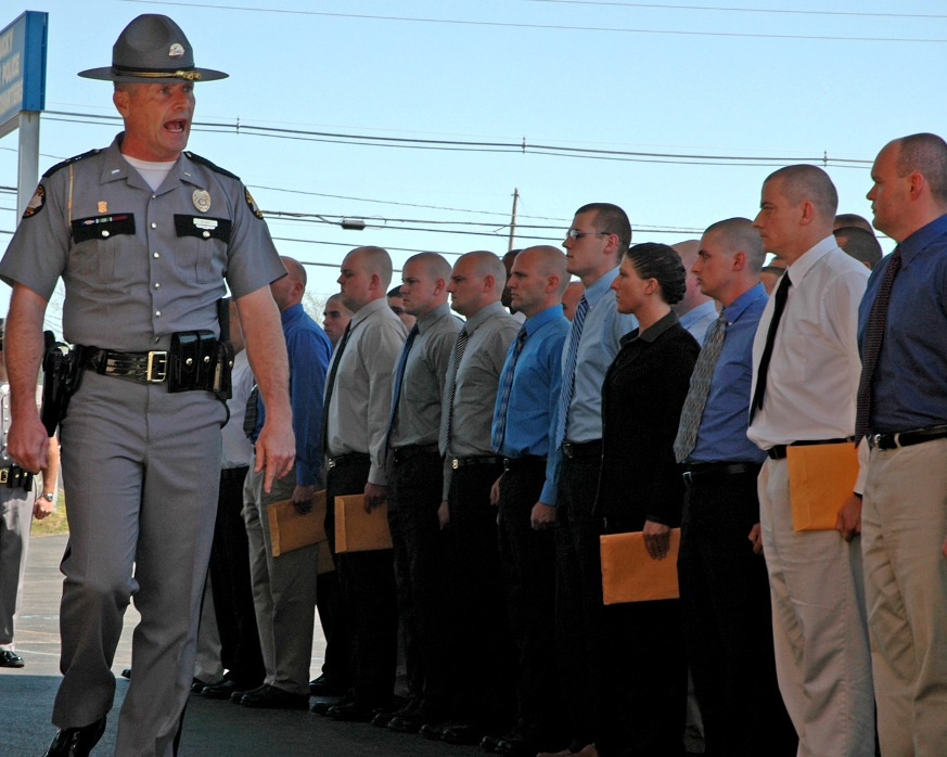 Which State Police Have the best looking uniform? - Page 4
