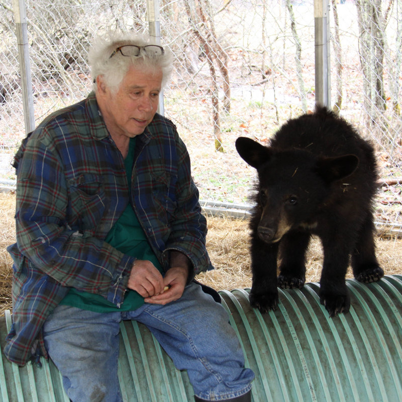 WVMR: Unique Animal Sanctuary On Greenbrier River (2012-03-19)